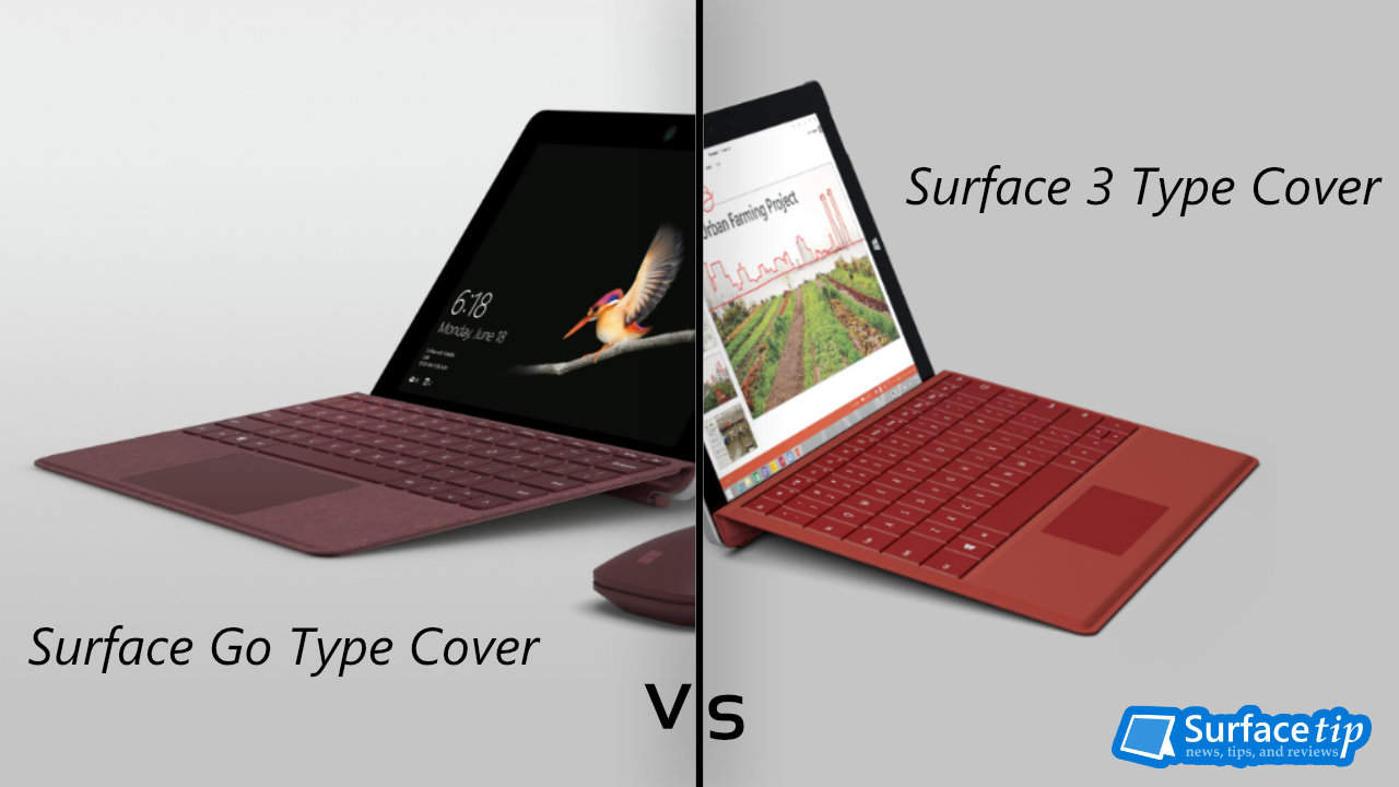 Surface Go Type Cover và Surface 3 Type Cover -5
